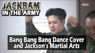 [Real men] 진짜 사나이 - JACKBAM Assisting Fellow W/ Dancing 20160529