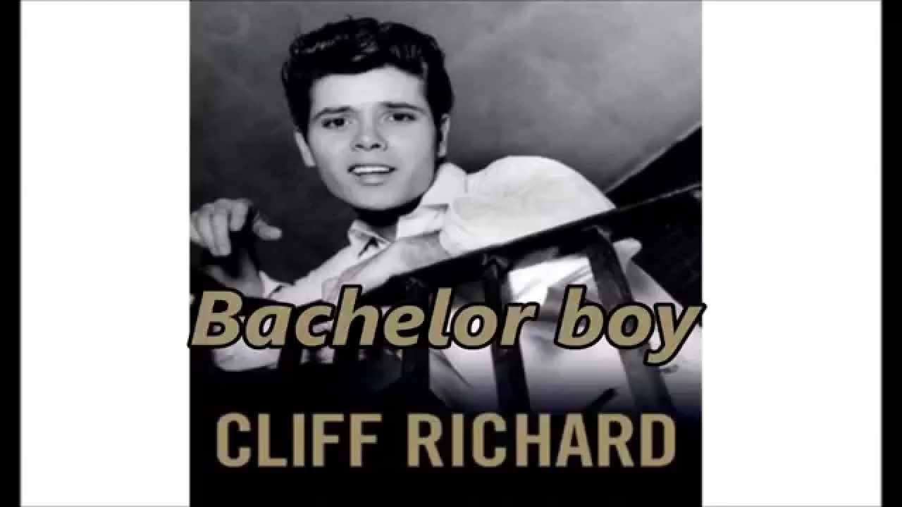 cliff richard is a cunt