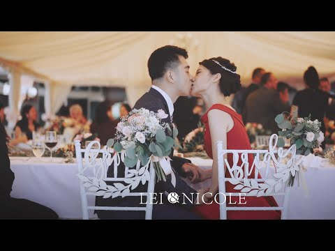 Nicole + Lei Wedding Film at Woodmark Hotel in Seattle_Kirkland, WA