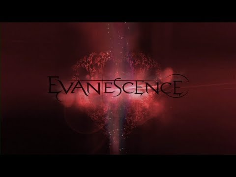 EVANESCENCE - 'My Heart Is Broken' (Lyric Video)