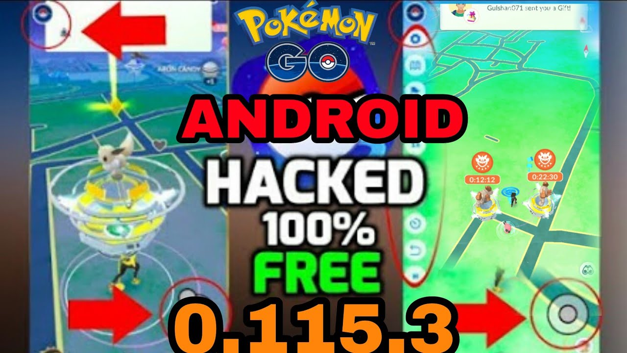 pokemon go hack android apk joystick