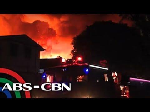 UKG: 50 bahay, nasunog sa Cebu City
