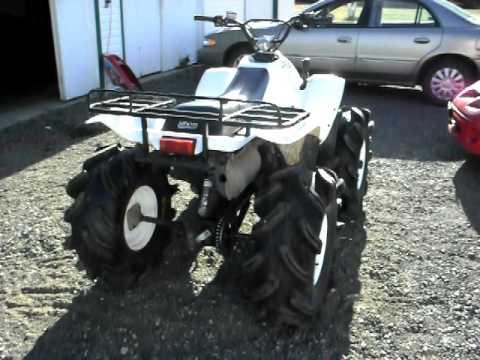 Dan Mud Scrambler 29 5 Outlaw Tire 2 Youtube