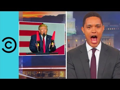 Trump Really Wants To Distract Us From Reality - The Daily Show | Comedy Central