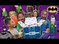 DC KIDS SECRET BOX CHALLENGE: BATMAN DAY! | Episode 3 | DC KIDS