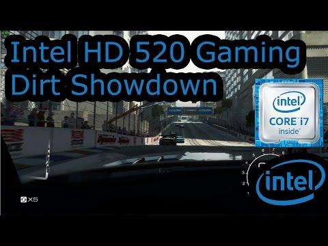 Intel HD 520 Gaming - GRID Autosport - Skylake i3-6100U, i5-6200U, i7-6500U, Surface 4 Pro