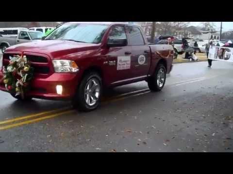 Wilson N.C. Christmas Parade 2014