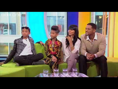 Willow Smith And Family - Interview (The One Show HQ)