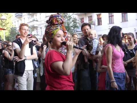 Block Party Rosa Caleta Berlin 2013