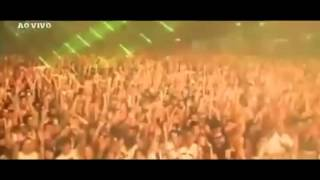 Skrillex Live @ Lollapalooza Brasil 2012 - Survival, Reptile theme & Bangarang