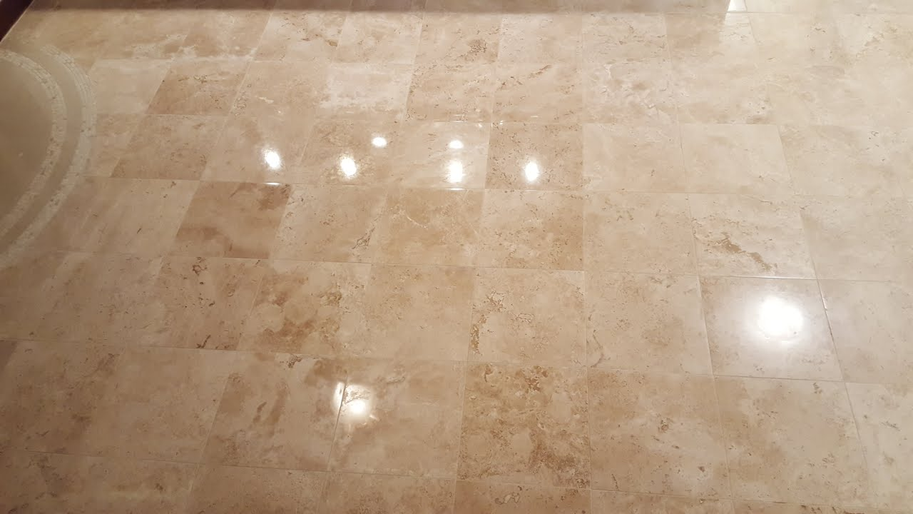 bayou after flooring cleaning city restorers travertine floor restoration