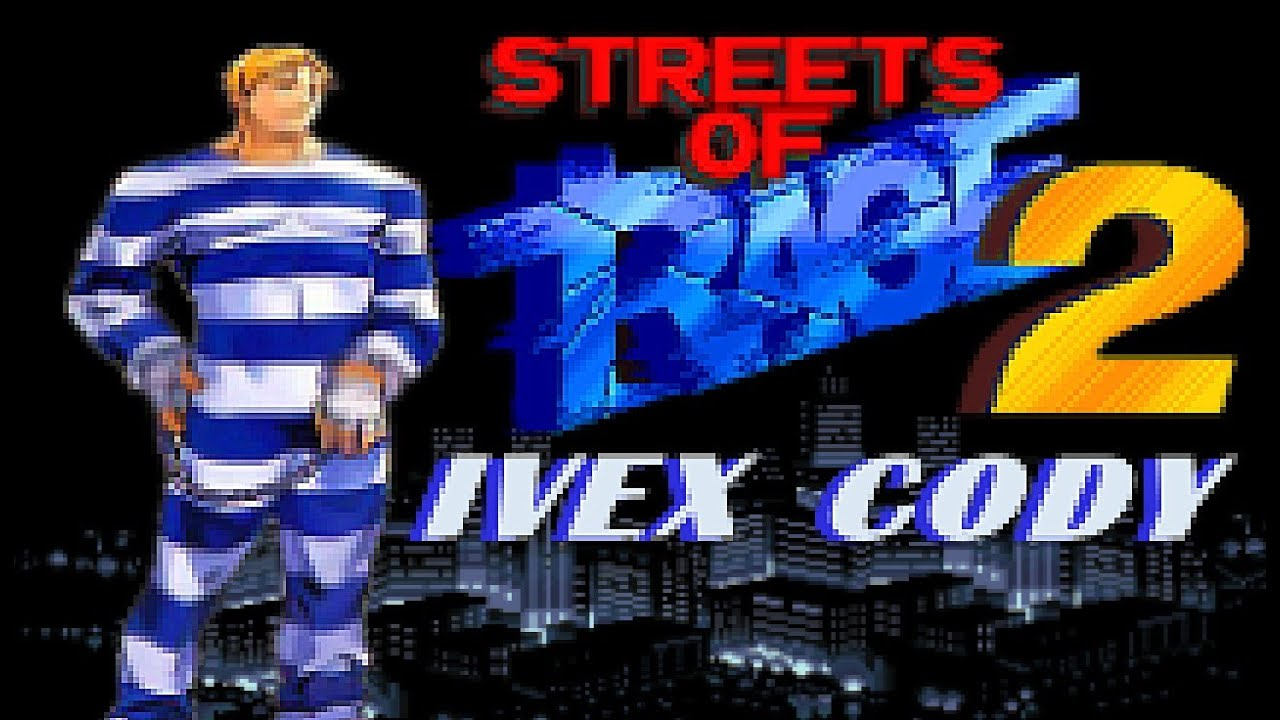 #Download Streets of Rage 2 Ivex Cody MANIA Mode #playthrough
