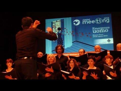 Video: Presentazione Meeting 2013 'Emergenza Uomo' a San Marino