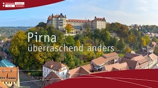 Pirna zählt mit seiner romantischen altstadt, den prächtigen bürger- und handelshäusern, engen gassen lauschigen innenhöfen zu schönsten städten ...