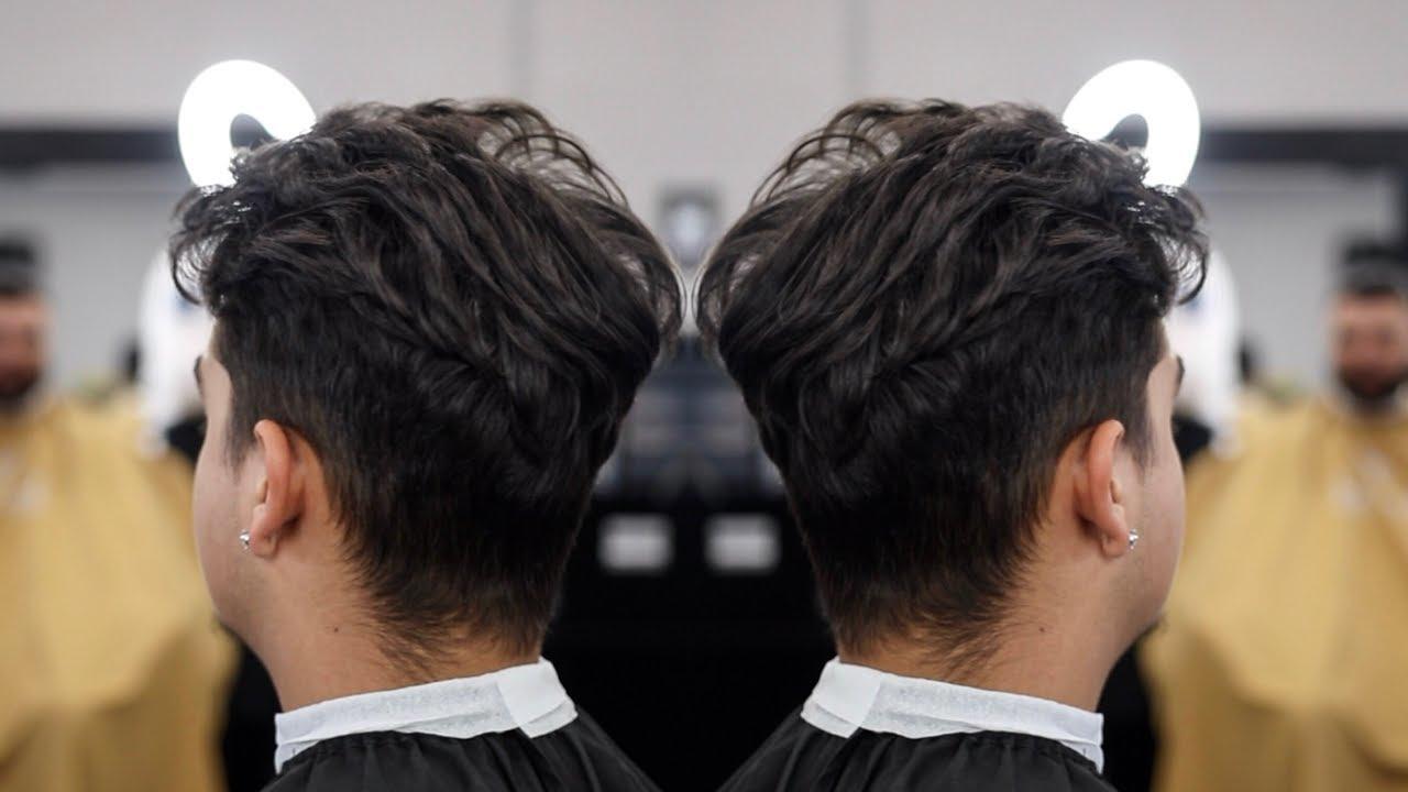 haircut tutorial drop fade