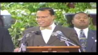 Beating Prophecy pt 2 Honorable Minister Louis Farrakhan 3/10