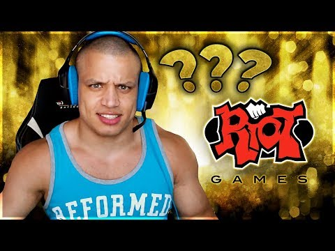 Tyler1 Finds The Cause Of The Recent League Bugs (ft. Riot Employees) | Funny LoL Moments #271