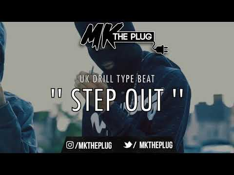 @MKTHEPLUG | '' STEP OUT '' | UK DRILL TYPE BEAT £50 Lease
