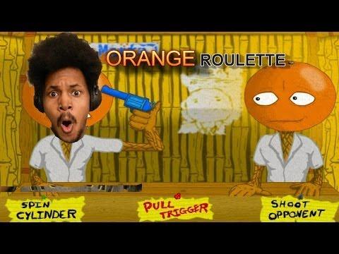 Orange Roulette | I'm Totally Psychic...