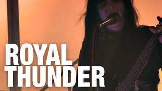 Watch Royal Thunder Whispering World video