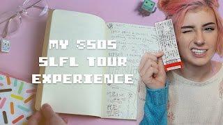 5SOS SLFL TOUR EXPERIENCE! (semi-vlog!)