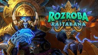 WSZYSTKO o Rozróbie Rastakana - nowy dodatek do Hearthstone! / Rastakhan's Rumble