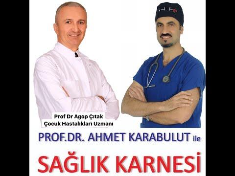 YÜKSEK ATEŞ TEDAVİSİ (BİLMENİZ GEREKENLER) - PROF DR AGOP ÇITAK - PROF DR AHMET KARABULUT
