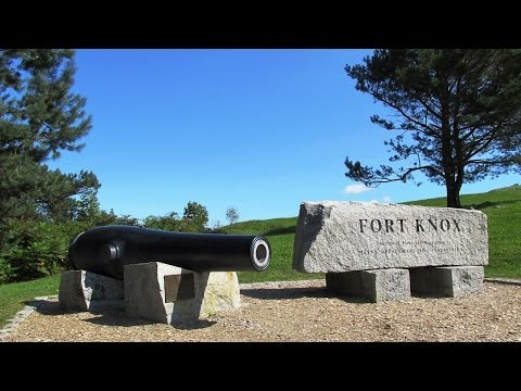 Day 15 -  Fort Knox, ME.