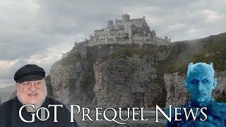 Game of Thrones Prequel News (George R.R. Martin Talks Game of Thrones Prequel)