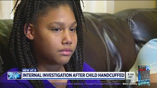Girl, 11, held at gunpoint and handcuffed by GRPD