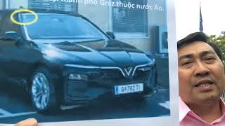 P.Nhật Vượng và số phận chiếc xe VinFast Lux tại Áo
