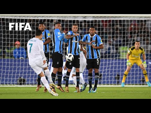 Real Madrid CF v Gremio FBPA - FIFA CLUB WORLD CUP UAE 2017
