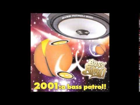Bass Patrol All Starz - Wiggle, wiggle, wiggle