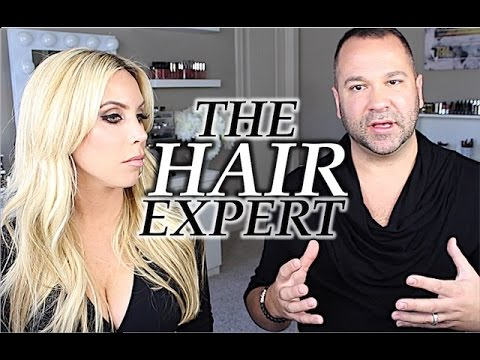 HAIR Q&A with Celebrity Stylist Daniel Jones | Hair Color, Hair Products, Advice