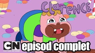 Clarence | Stăruitorii (Episod Complet) | Cartoon Network