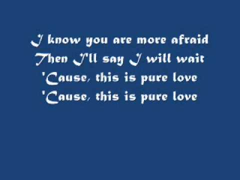 Pure love song lyrics tagalog