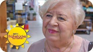 Mit 60 Jahren zur Selfmade-Millionärin   SAT.1 Frühstücksfernsehen   TV