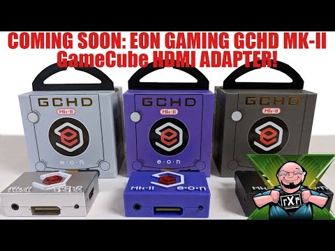 Breaking News! Eon Gaming Announces the GCHD MK II HDMI GameCube Plug And Play Adapter