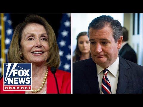 Swamp Watch: Nancy Pelosi and Ted Cruz