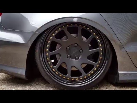Audi S3 on Air Suspension - Air Lift Performance