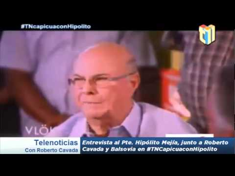 #TNCapicuaconHipolito junto a Roberto Cavada por Telesistema 11 - 3/2/2015