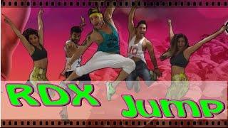 Zumba RDX - Jump - Peformance Equipe Marreta