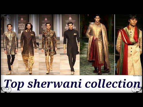 Top beautiful sherwani design 2017-18