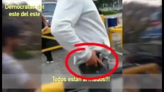 Video | Grupos armados generaron caos en algunas zonas del país. Parte I
