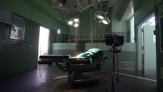 ABANDONED CALIFORNIA HOSPITAL (With Power)