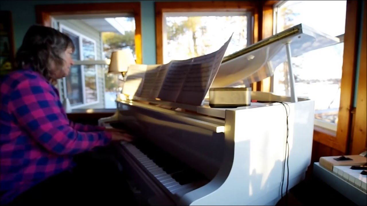 All of Me, John Legend ~ Solo Piano by Debbie Center - YouTube