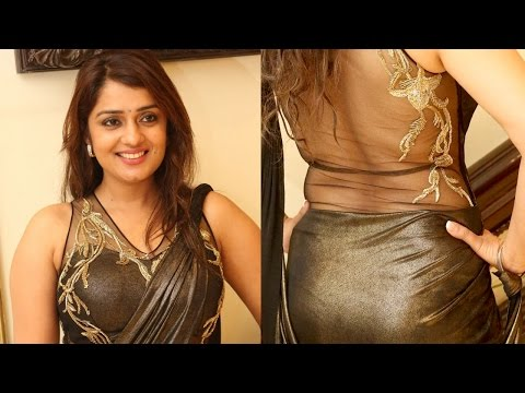 Nikhitha Back Show At Apartment Movie Audio Launch | MovieBlends