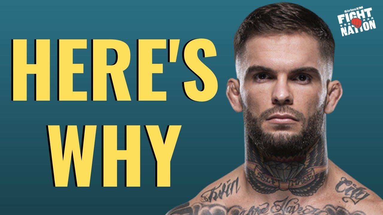 Cody Garbrandt 'Deserves' a Flyweight Title Shot | Luke Thomas