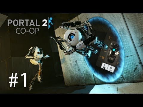 Portal 2 CO-OP [TH] - #1 HAPPY NEW YEAR!!!