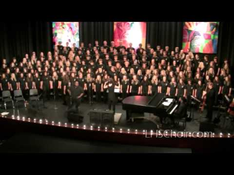 Great Day - Performed by Lincoln High School Gospel Choir - Thief River Falls MN